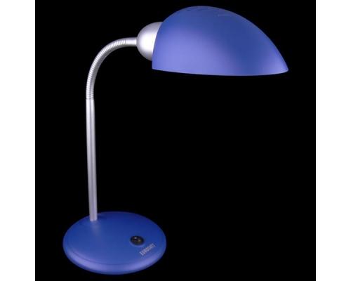 Настольная лампа для школьника 1926  синий