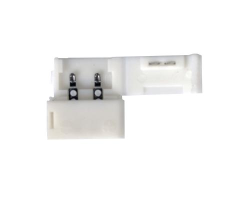 Аксессуары для светодиодной ленты LED 1A Коннектор для одноцветной светодиодной ленты 3528 жесткий (5 шт.)