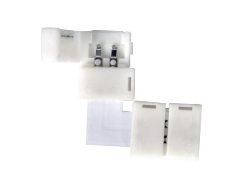 Аксессуары для светодиодной ленты LED 1L коннектор для 3528 одноцветной светодиодной ленты L (10 шт.)