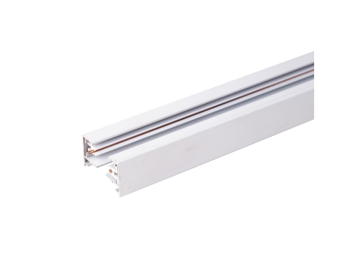 Однофазный шинопровод 1 метр белый TRL-1-1-100-WH