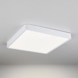 Накладной потолочный светодиодный светильник DLS034 24W 4200K