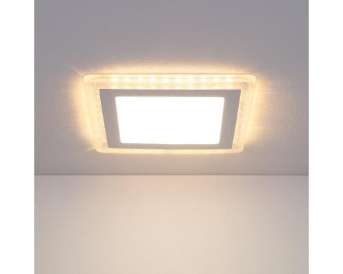 Встраиваемый потолочный светодиодный светильник DLS024 10W 4200K