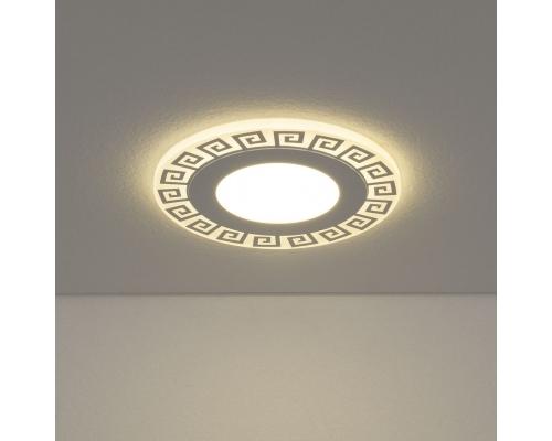 Встраиваемый потолочный светодиодный светильник DSS002 10W 4200K