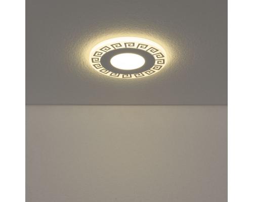 Встраиваемый потолочный светодиодный светильник DSS002 6W 4200K