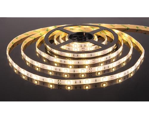 Светодиодная лента 5050/30 LED 7.2W IP65 теплый белый свет 3300К