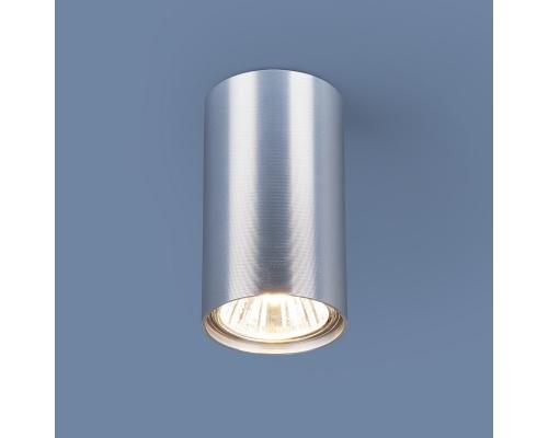 Накладной точечный светильник 1081 GU10 SCH сатин хром