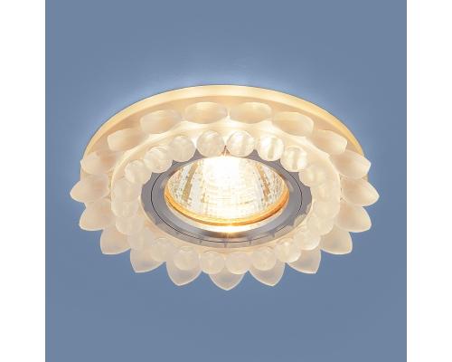 Встраиваемый потолочный светильник с LED подсветкой 2208 MR16 Fruit Ice фруктовый лед