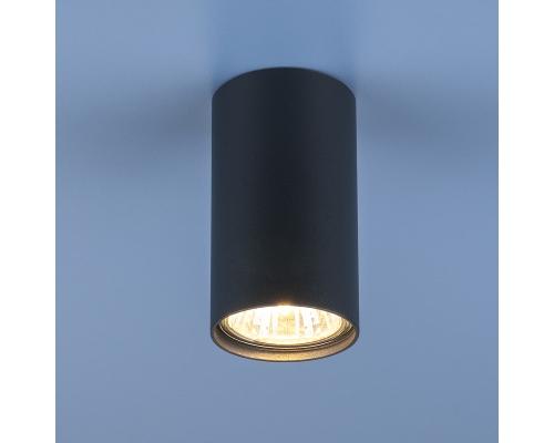 Накладной точечный светильник 1081 (5256) GU10 GR графит