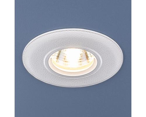Точечный светильник 107 MR16 WH белый