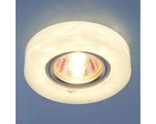 Точечный светильник со светодиодами 6062 MR16 WH белый