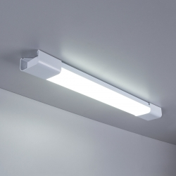LED Светильник 60 см 18Вт 6500К IP65 пылевлагозащищенный светодиодный светильник LTB0201D