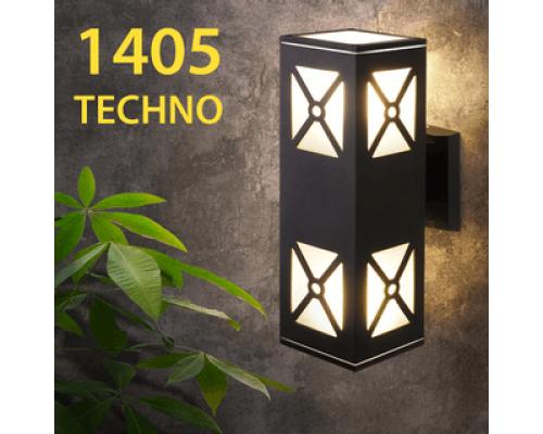 Новинка! Накладной уличный светильник 1405 TECHNO