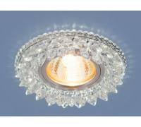Точечные светодиодные светильники 2211 и 2212 MR16 CL прозрачный