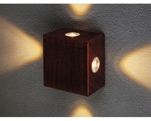 Настенные светодиодные светильники 1601 TECHNO LED Kvatra
