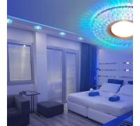 Новое поступление! Точечный светильник с LED подсветкой 2220 MR16 CL