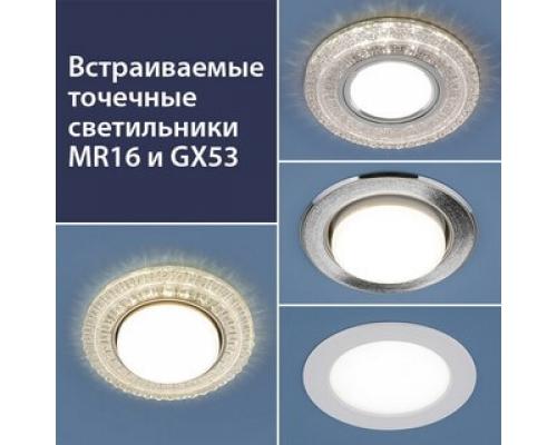 Новые серии точечных светильников!